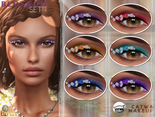 birth-blossom-eyeshadow-makeup-catwa-set-1